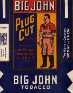 Big John label2